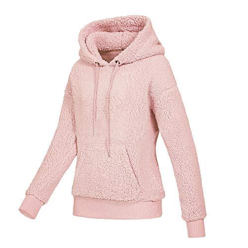 Strick Sweater Mäntel SUNNSEAN Frauen Jacke Strickjacken Herbst Winter Cardigan Langarm Solid Patchwork O Hals Sweatshirt Lässige Kapuzenbluse Coat