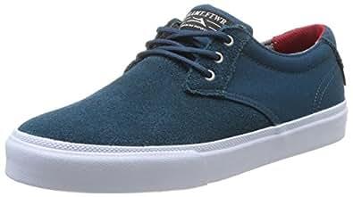 Lakai Mj, Chaussures de skateboard homme - Bleu (Ink Blue Suede), 41 EU (8 US)