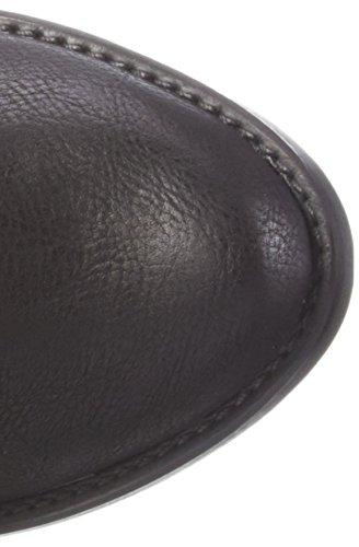s.Oliver 25309, Bottes Hautes Femme Noir (Black Comb 98)