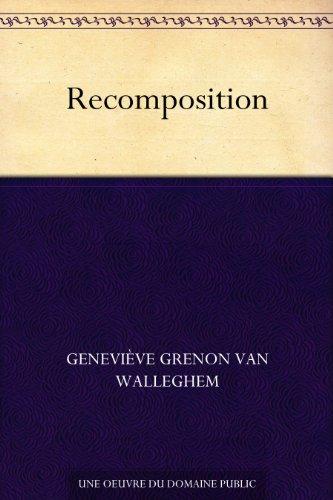 Couverture du livre Recomposition