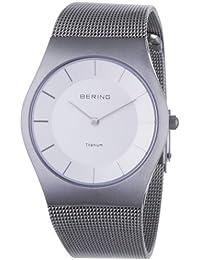 BERING Time Herren-Armbanduhr Slim Classic 11935-000