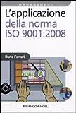 L'applicazione della norma ISO 9001:2008
