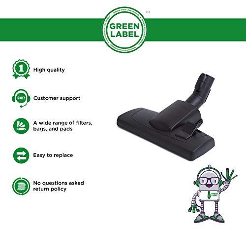 Zoom IMG-1 green label spazzola regolabile per