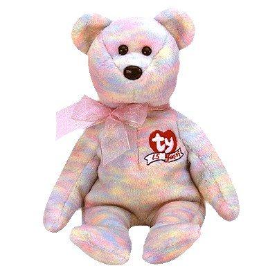 TY*BEANIE BABY*CELEBRATE*TEDDY/BÄR*PLÜSCHTIER*ca. 22 cm (Baby Bär Beanie Ty)