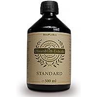 Olivenblatt-Extrakt 500ml Sparflasche Standard 70% Olivenblattextrakt, 30% Glycerin (angenehmerer Geschmack) preisvergleich bei billige-tabletten.eu