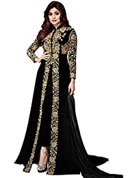 5d67e633f9a Amazon.in  Golds - Salwar Suits   Ethnic Wear  Clothing   Accessories