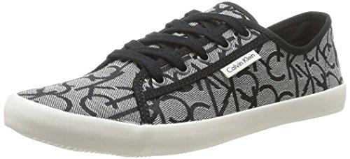 Calvin Klein Jeans  Fallon,  Sneaker uomo, Grigio (Gri), 43