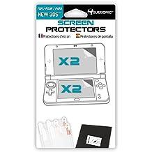 Subsonic Film De Protection D'écranPour New 3DS [Importación Francesa]