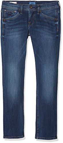 Pepe Jeans Cashed Jeans, Blu (Dark Used Denim Ck6), 2 Anni (Taglia Produttore: 2) Bambino