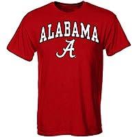 Alabama Crimson Tide maglietta con cappuccio felpa Cappello Bandiera Università