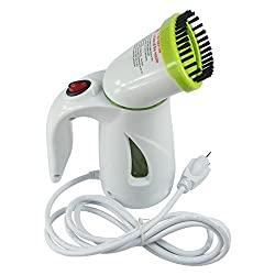 Sellify Green : Imported and new Handheld Ironing Machine Portable Dry Cleaning Travel Garment Steamer (Green)