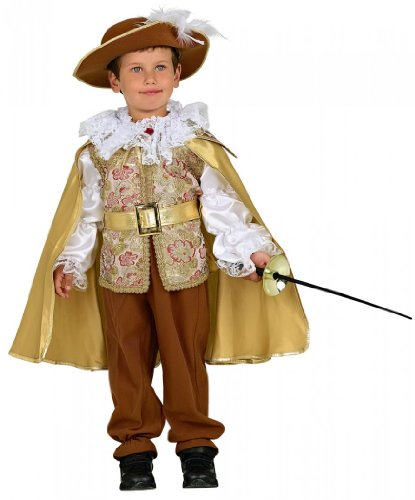 Musketier Kostüm Luis Kinderkostüm (Alexander Kostüme)