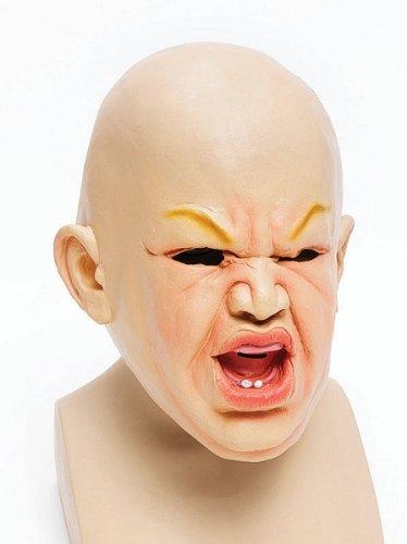 Maske Scary Baby (Baby. Scary Accessory Fancy)