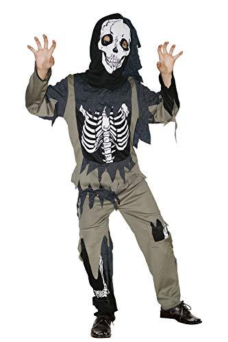 U LOOK UGLY TODAY Halloween Kostüm Jungen Kinder Verkleidungsparty Vampir Pirat Skelett Dino Dinosaurier für Halloween Karneval (Erschreckt Kostüm)