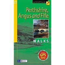 Pathfinder Perthshire, Angus & Fife: Walks (Pathfinder Guide)