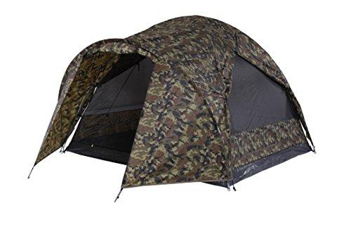 Skygazer Tactix 4V Kuppelzelt DTC-4VC-E Skygazer Tactix 4V Dome Tent - Kompaktes, leichtes 4-Personen Kuppelzelt. Schnellaufbau mit Vorraum, perfekt für Camping am Wochenende, Festivals oder als erstes Zelt für die Kinder. Entworfen, um zur Tactix Serie von OZtrail zu passen. Tarnzelt -