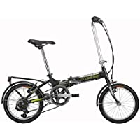 Atala – Bicicleta Folding 6 V 16 City Bike plegable Citybike ...