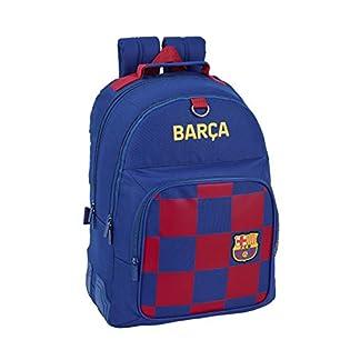 41TY8kvq%2BsL. SS324  - FC Barcelona Mochila Doble Escolar con cantoneras