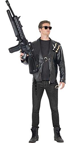 Film Judgement Day Hirsch Do Halloween Kostüm, M (Terminator Halloween Kostüm)