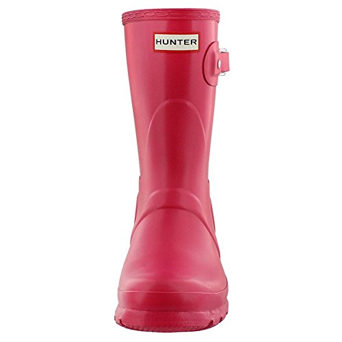 Hunter Original Short, Bottes Femme Bright Pink