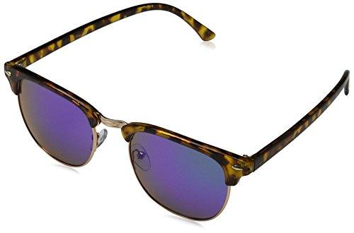 Sunglasses Cairo Sonnenbrille, Mehrfarbig (Demi/Revo 003), 50