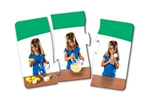 Learning Resources Sequencing Puzzle Cards