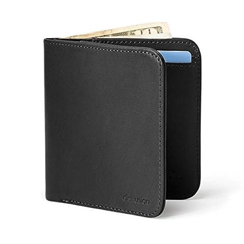 Distil Union Wally Agent Slim Front Pocket Travel Wallet (Ink)
