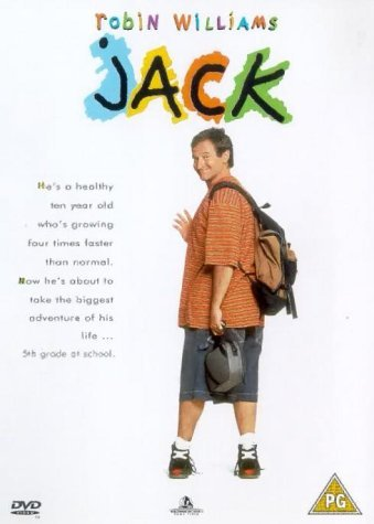 Jack [DVD] [1996] by Robin Williams
