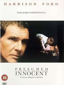 Presumed Innocent [DVD] [1990]