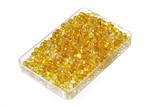 Silica-Gel Orange mit Indikator | 1 kg | 10 Stück im Karton | Silika-Gel | Schüttgut bulk lose | Trockenmittel-Perlen | Kieselgel | weitere Größen erhältlich