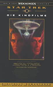 Star Trek 05 - Am Rande des Universums [VHS]