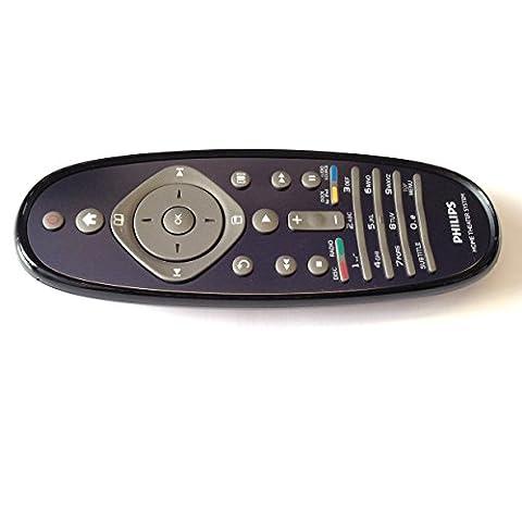 PHILIPS RC2683701/02 BARRE DE SON BLU-RAY DVD SYSTÈME DE CINÉMA MAISON COMMANDE À DISTANCE * VÉRITABLE