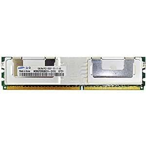 Samsung RAM Serveur DDR2-667 PC2-5300F 1GB Fully Buffered ECC M395T2953EZ4-CE65