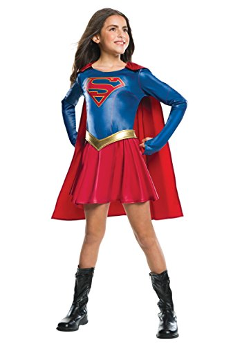 Rubie's Girls Supergirl TV Fancy Dress Costume X-Large (Awesome Dress Fancy Kostüme)