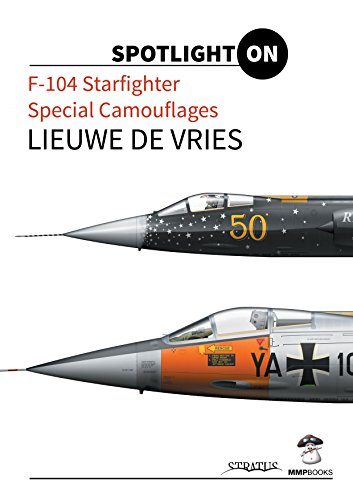 F-104 Starfighter Special Camouflages (Spotlight on) por Lieuwe de Vries