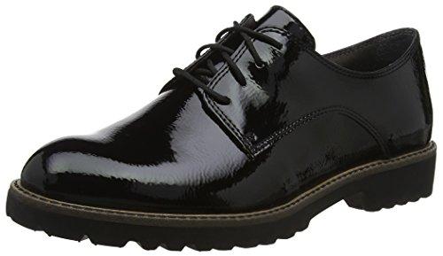 Tamaris Damen 23214 Oxfords, Schwarz (Black Patent), 39 EU