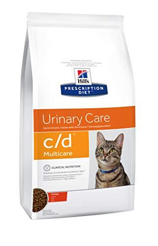 Hill' S prescrizione Diet Feline c/d Unruhen debolezza vescica Cibo Croquettes