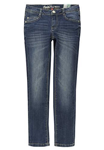 Lemmi Mädchen Skinny Jeanshose fit Slim, Gr. 152, Blau (Blue Denim|Blue 0013)