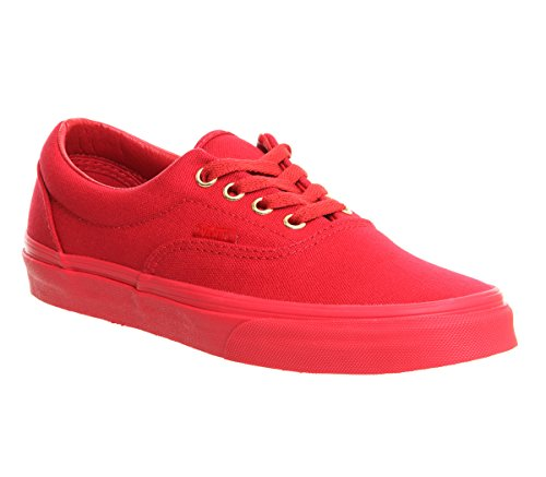 Vans Era 59, Chaussons Sneaker Adulte Mixte Rouge