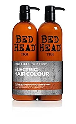 Bed Head By Tigi - Colour Combat - Colour Goddess Tweens Shampoo 750ml & Conditioner 750ml