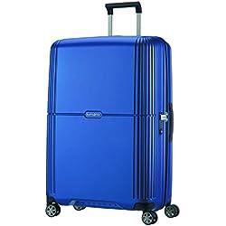 SAMSONITE Orfeo - Spinner 75/28 Bagage cabine, 75 cm, 96 liters, Bleu (Cobalt Blue)