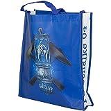 FC Schalke 04 Grubenlampe Einkaufstasche Shoppingbeutel (one Size, blau)