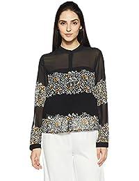 Van Heusen Women's Button Down Shirt