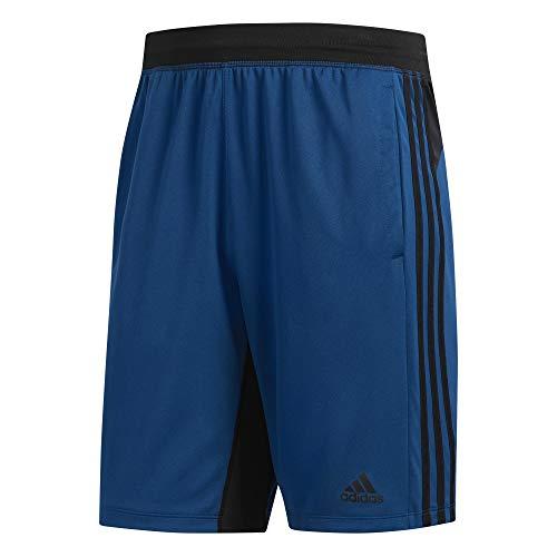 adidas Herren 4K_SPR A 3ST 9 Kurze Hose, Mehrfarbig (Marley/Negro), XL