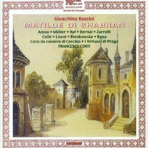 Mathilde Di Shabran [Import belge]