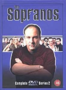 The Sopranos: Complete Series 2 [DVD] [1999]