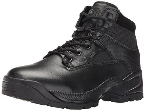 5.11 Men's ATAC 6In Side Zip Boot-U, Black, 12 D(M) US