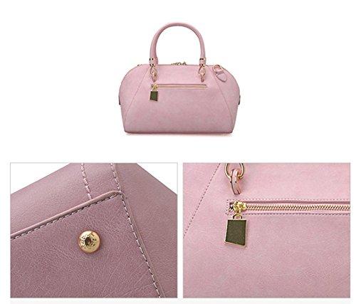 LAIDAYE Moda Fiori Antichi Messenger Shoulder Handbag 7