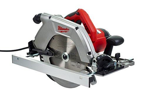 Milwaukee 4933451116cs85cbe Handkreissäge 2200W-235mm, PROF 85mm mit Bremse und Sanftanlauf