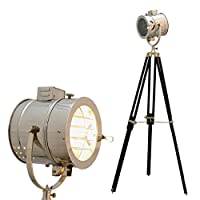 "The New Antique Store - Generic Urban Designs Studio Light 64"" Decorative Prop Light W Tripod Floor Lamp"